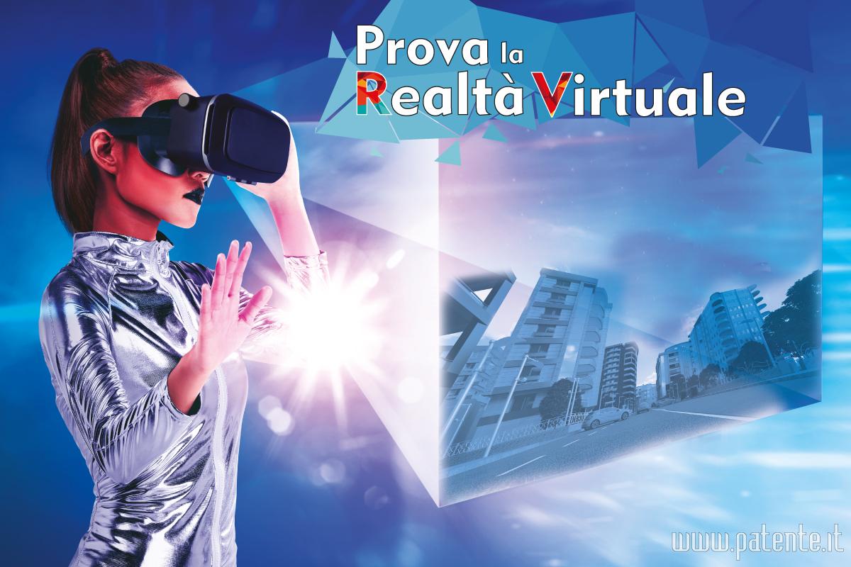 La Realtà Virtuale entra nelle autoscuole